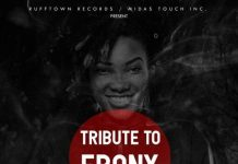 Danny Beatz x Brella x Ms Forson – Tribute To Ebony Reigns (Prod by Danny Beatz)