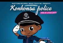 Ebony – Konkonsa Police (Prod By Citrus Beats)