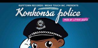 Ebony – Konkonsa Police (Prod By Citrus Beats)