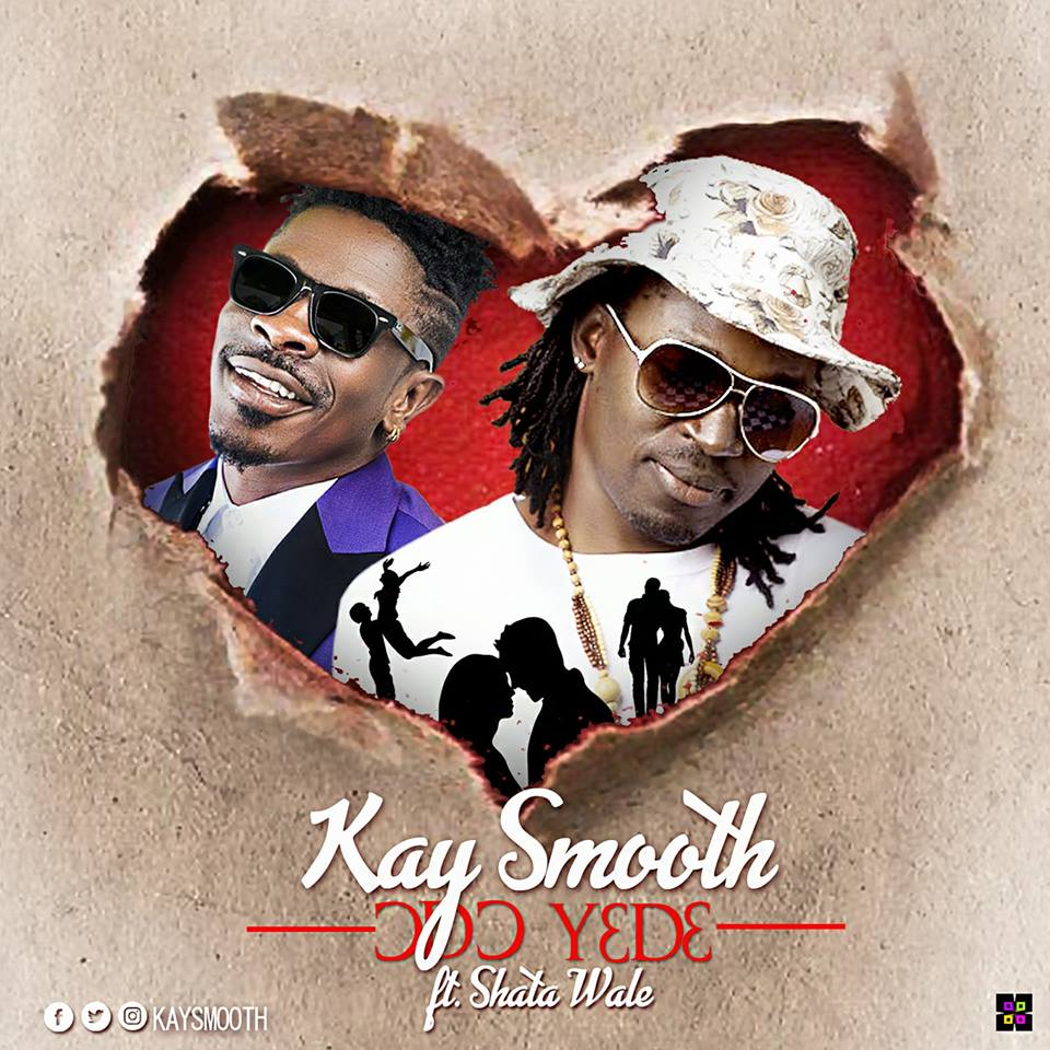 Kay Smooth  ft Shatta Wale - Odo Y3 D3