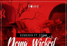 Kemenya Ft Edem - Dema Wicked