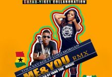 Lord Morgan Ft Tiwa Savage - Me & You Remix (Mixed By Yang Tuu)