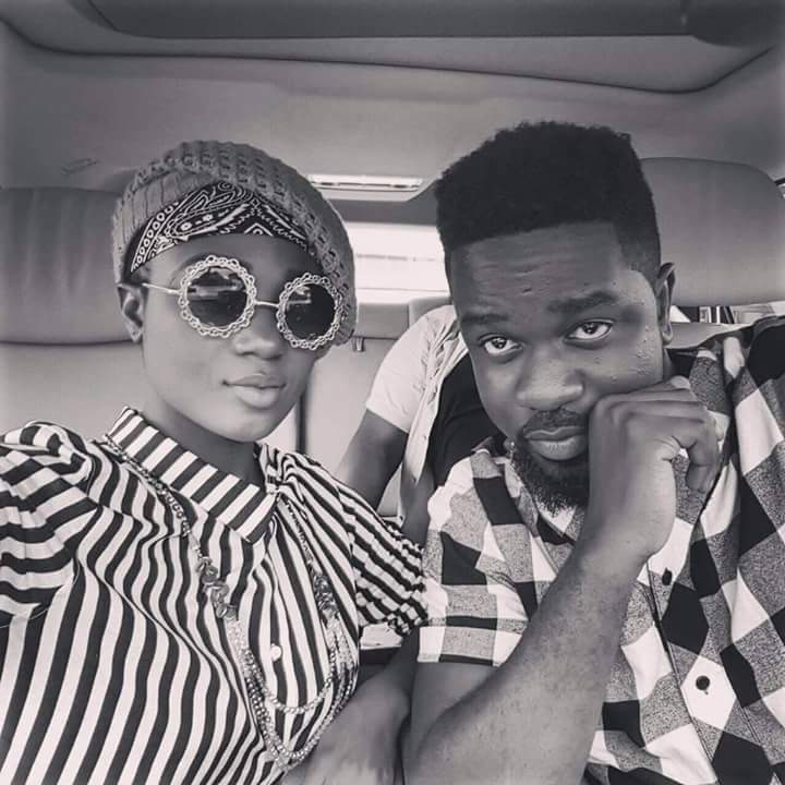 Sarkodie - Devil In Me ft. Efya (Prod by Magnom)