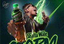 Shatta Wale - Storm Energy (Prod By WillsBeatz)