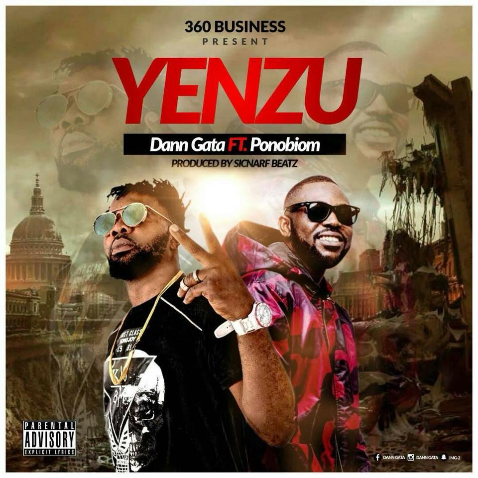DOWNLOAD MP3 : Dann Gata ft. Yaa Pono – Mata Yenzu (Prod. By @SicnarfPro)