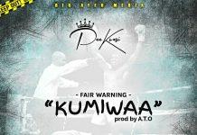 Paa Kwasi - Kumiwaa (Fair Warning) Kumi Guitar Diss (Prod By A.T.O)