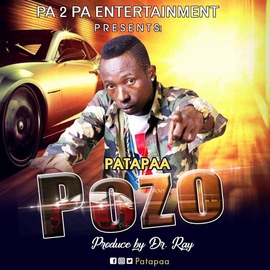 DOWNLOAD MP3 : Patapaa – Pozo (Prod By Drraybeat)