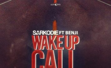 Sarkodie ft Benji - Wake Up Call (Road Safety)
