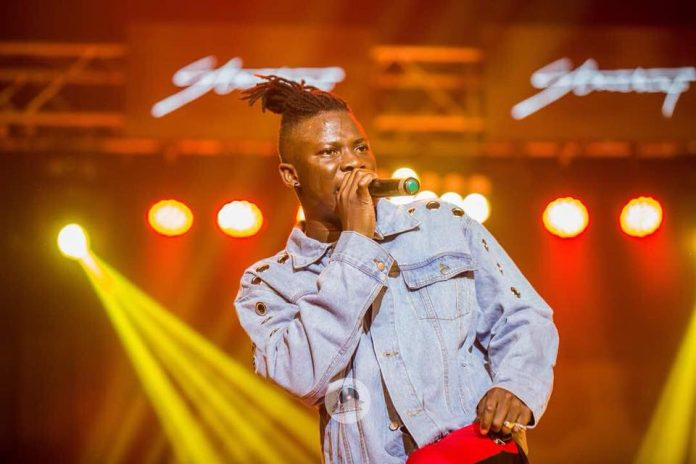 Stonebwoy - Not Scared (Remix) ft. Red Eye