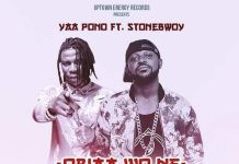 Yaa Pono Ft Stonebwoy - Obiaa Wo Ne Master (Prod By K.C Beatz)