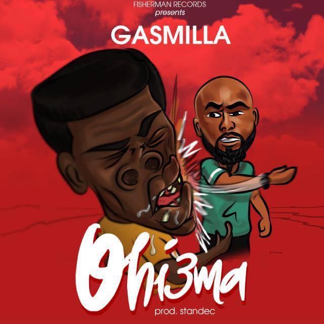 DOWNLOAD MP3 : Gasmilla – Ohiema (Prod by Standec)