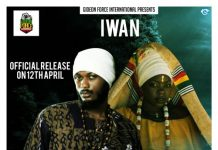 IWAN - We Are Gods Ft Black Omolo (Prod.By Kv Bangerz)