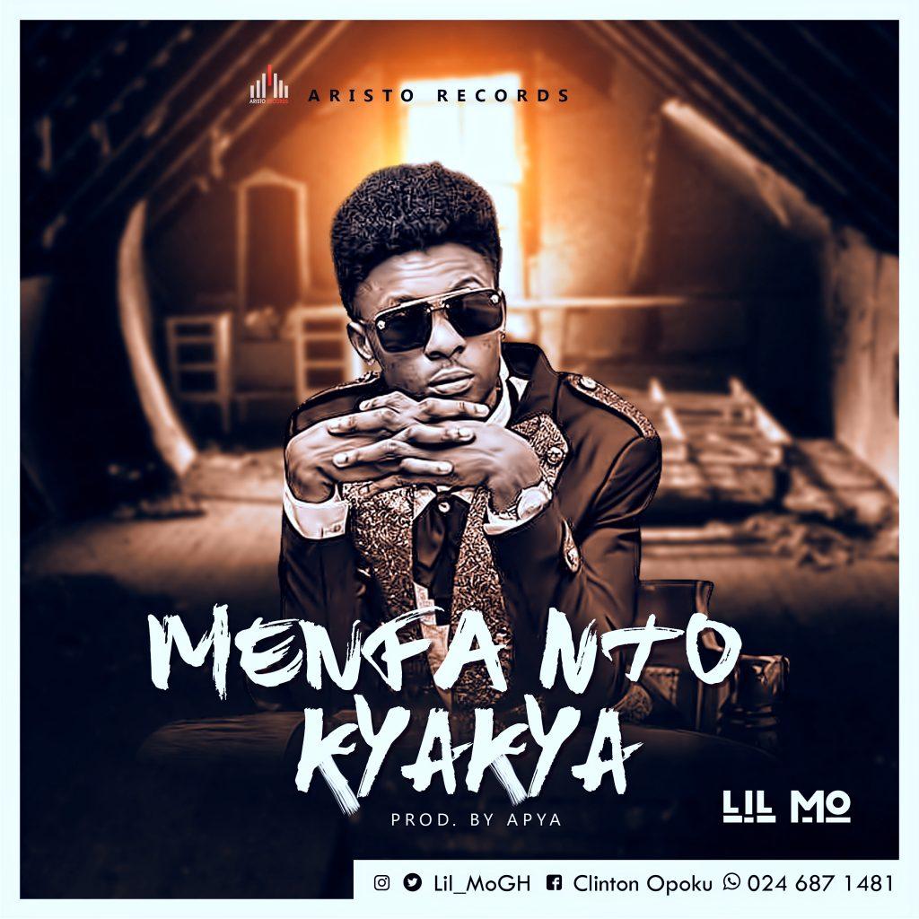 DOWNLOAD MP3 : Lil Mo – Menfa Nto Kyakya (Prod By Apya)