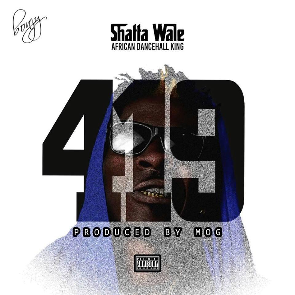 Shatta Wale – 419 (Code) (Prod By M.O.G)