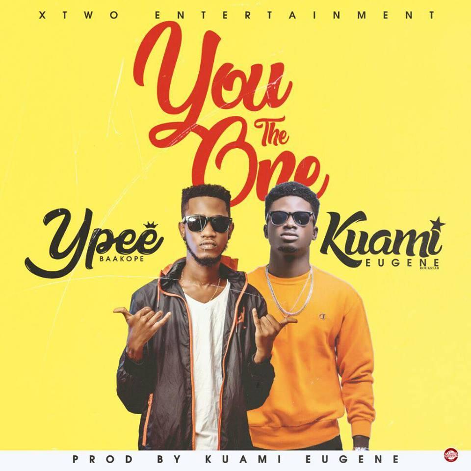 DOWNLOAD MP3 : Ypee Ft Kuami Eugene – You The One (Prod By Kuami Eugene)