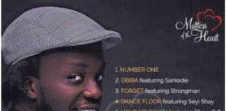 Akwaboah ft. Strongman – Forget (Prod. by Apya)