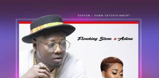 Flowking Stone Ft Adina - One Love
