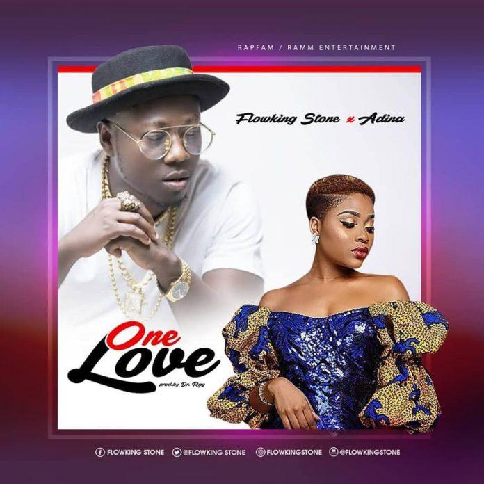 Flowking Stone Ft Adina - One Love