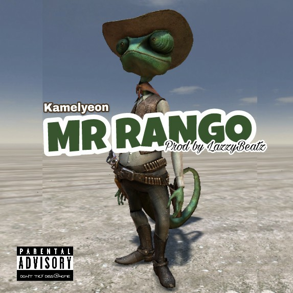 DOWNLOAD MP3 : Kamelyeon – Mr Rango (Shatta Wale Diss) (Prod. By Lazzy Beatz)