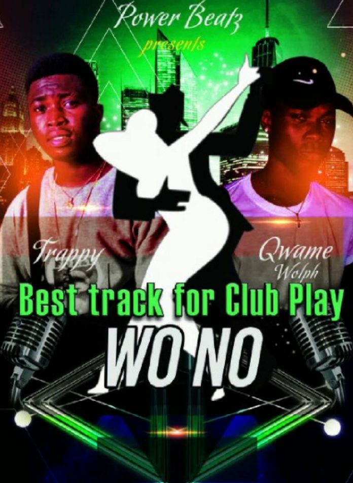 Shaedy Jnr ft Trappy - Wo No (Mixed By Jaw Twist Did it)