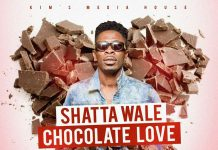 Shatta Wale – Chocolate Love (Prod. By Kims Media)
