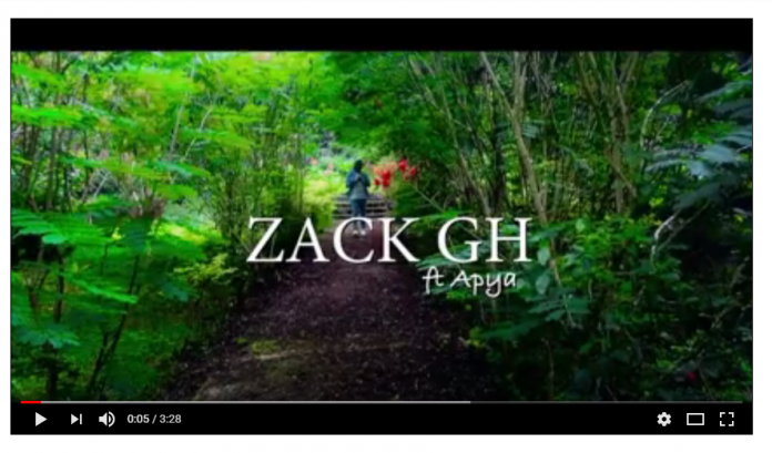 Zack Gh ft. Apya - Quick To Judge (Official Video)