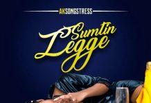 Ak Songstress - Sumtin Legge (Prod By Ratty Beatz)