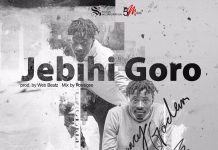 Fancy Gadam - Jebihi Goro (Prod By Web Beatz)