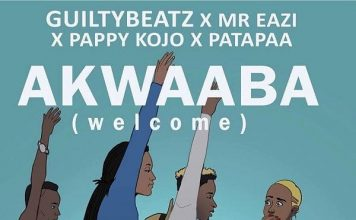 Guilty Beatz - Akwaaba Instrumental x Mr Eazi x Patapaa x Papay Kojo (Prod By Beat Boss)