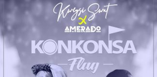 Kweysi Swat ft. Amerado - Konkonsa Flag