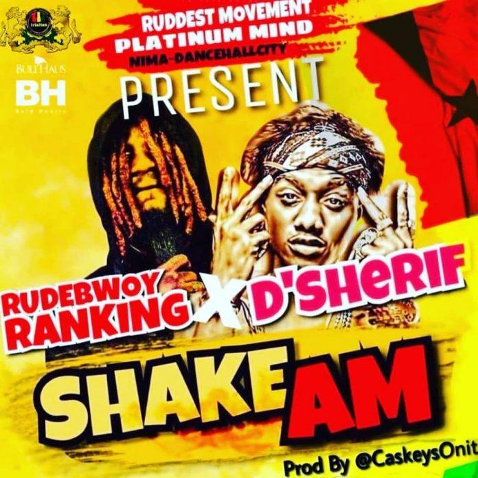 Rudebwoy Ranking X D-sherif - Shake Am (Prod By @caskeysOnit)