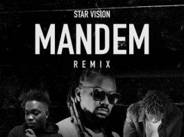 Star Vicy ft. Samini & Welzy - Mandem (Remix)