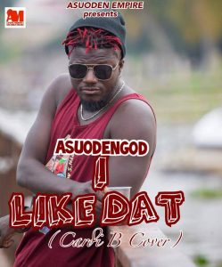 AsuodenGod (Pope Skinny) - I Like That (Cardi B Cover)