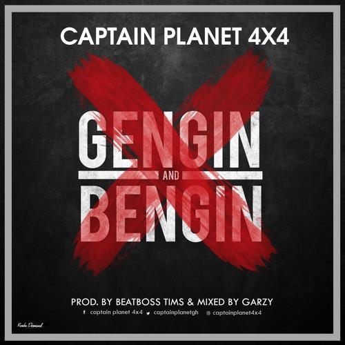 Captain Planet (4x4) - Gengin and Bengin