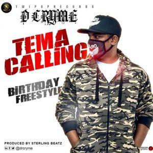 D Cryme - Tema Calling (Birthday Freestyle)