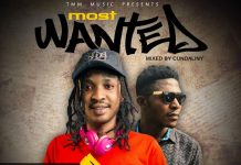 Gunman Ft Adi Baddaman - Most Wanted (Mixed By Cundaliny)