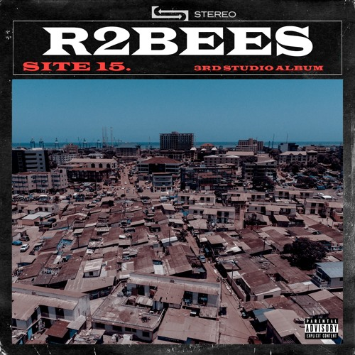 R2bees - We De Vibe (Prod. By Bali)