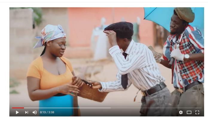 Sista Afia - Champion Atta ft. Lil Win (Official Video)