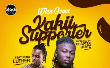 Wisa Greid Ft. Luta – Kakii Supporter (Prod. By Chapter Beatz)