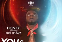 Donzy ft. Kofi Kinaata - You & The Devil