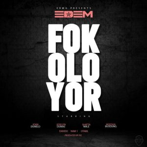 Edem - Fokoloyor (Prod by B2)