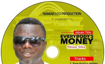 Ghana Boy ft liquidation - Every body's Money (Obiaa Sika) (Prod By Namarico Multimedia)