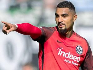 Kevin Prince Boateng - King