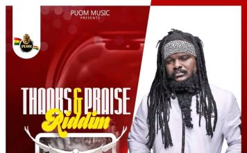 Ras Kuuku – Hear Me Out (Thanks And Praise Riddim)