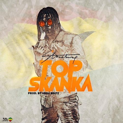 Stonebwoy - Top Skanka (Prod By Under Beatz)