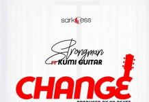 Strongman Ft Kumi Guitar - Change (Prod By KC Beatz)