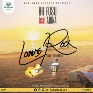 K.K Fosu ft. Adina – Lovers Rock (Prod. by Ephraim)