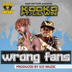 Kooko ft Lil Win - Wrong Fans (Prod by 925 Muzic)