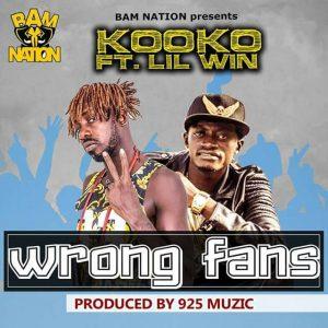 Kooko ft Lil Win - Wrong Fans (Prod by 925 Muzic)