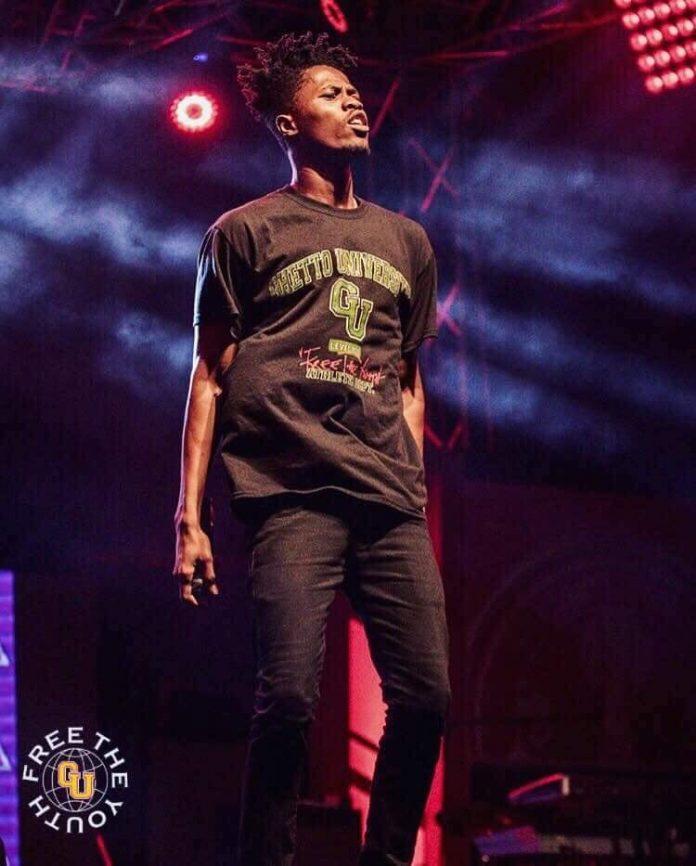 Kwesi Arthur x Sarkodie - BiibiBa Challenge